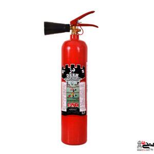 كپسول اطفا حريق Co2 - كپسول آتش نشاني