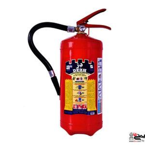 كپسول پودري - كپسول آتش نشاني