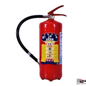كپسول پودري آتش نشاني
