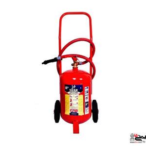 كپسول آتش نشاني چرخدار