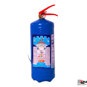 كپسول آتش نشاني آب و گاز