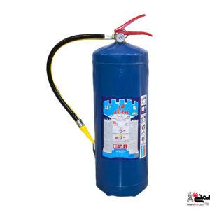 كپسول آب و گاز - آتش نشاني