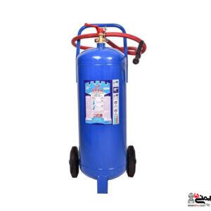 كپسول آب و گاز چرخ دار