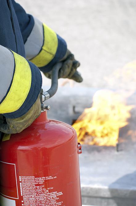 کپسول آتش نشانی – تجهیزات ایمنی