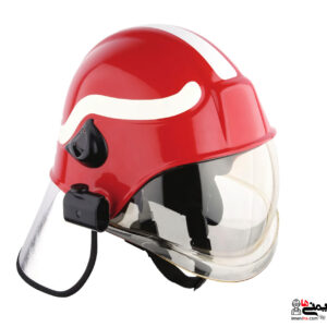 کلاه عملیاتی آتش نشانی - کلاه کار - کلاه ایمنی - Pab Fire HT04