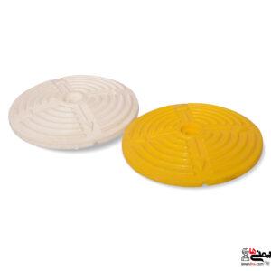 استات گرد پلاستیکی - استات 20 سانتی
