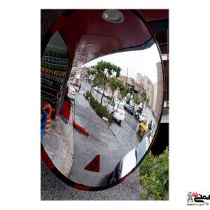 آینه محدب شیشه ای