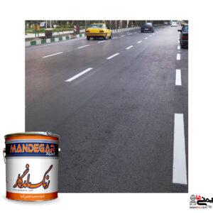 رنگ گرم ترافیکی - رنگ گرم ترموپلاستیک