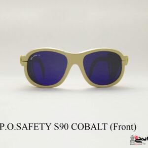عینک کار جوشکاری - محافظ چشم ایمنی