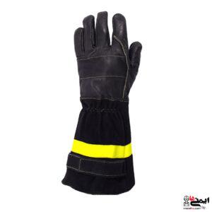 دستکش عایق حریق - دستکش عملیاتی آتش نشانی