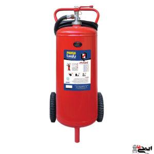 کپسول چرخدار پودر و گاز - آتش نشانی