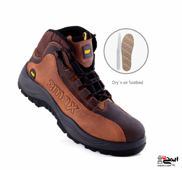 کفش صنعتی طبی - پوتین کار