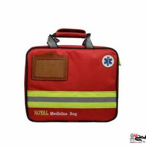 کیف دارویی - کیف هلال احمر