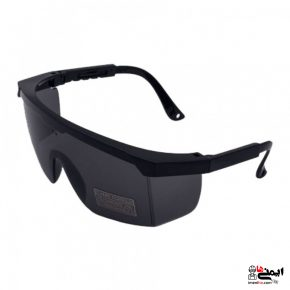 عینک ایمنی دودی - عینک محافظ