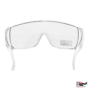 عینک ایمنی ضدضربه - عینک رو عینکی