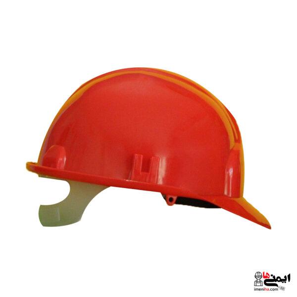 کلاه کار ایرانی - کلاه ایمنی ارزان