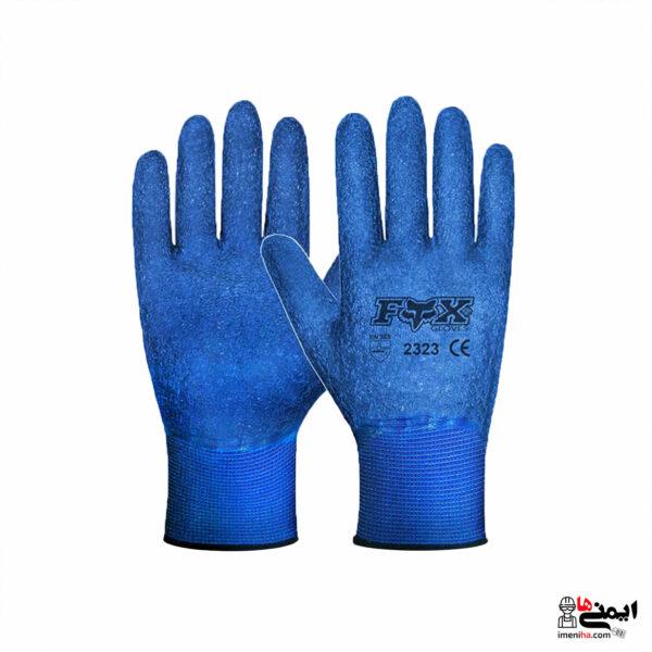 دستکش ضدبرش - دستکش لاتکس