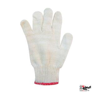 دستکش نخی - دستکش بافتنی