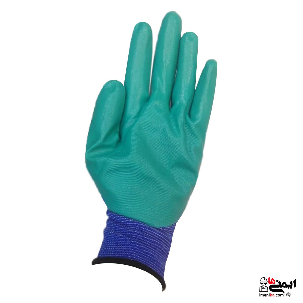 دستکش ایمنی کار