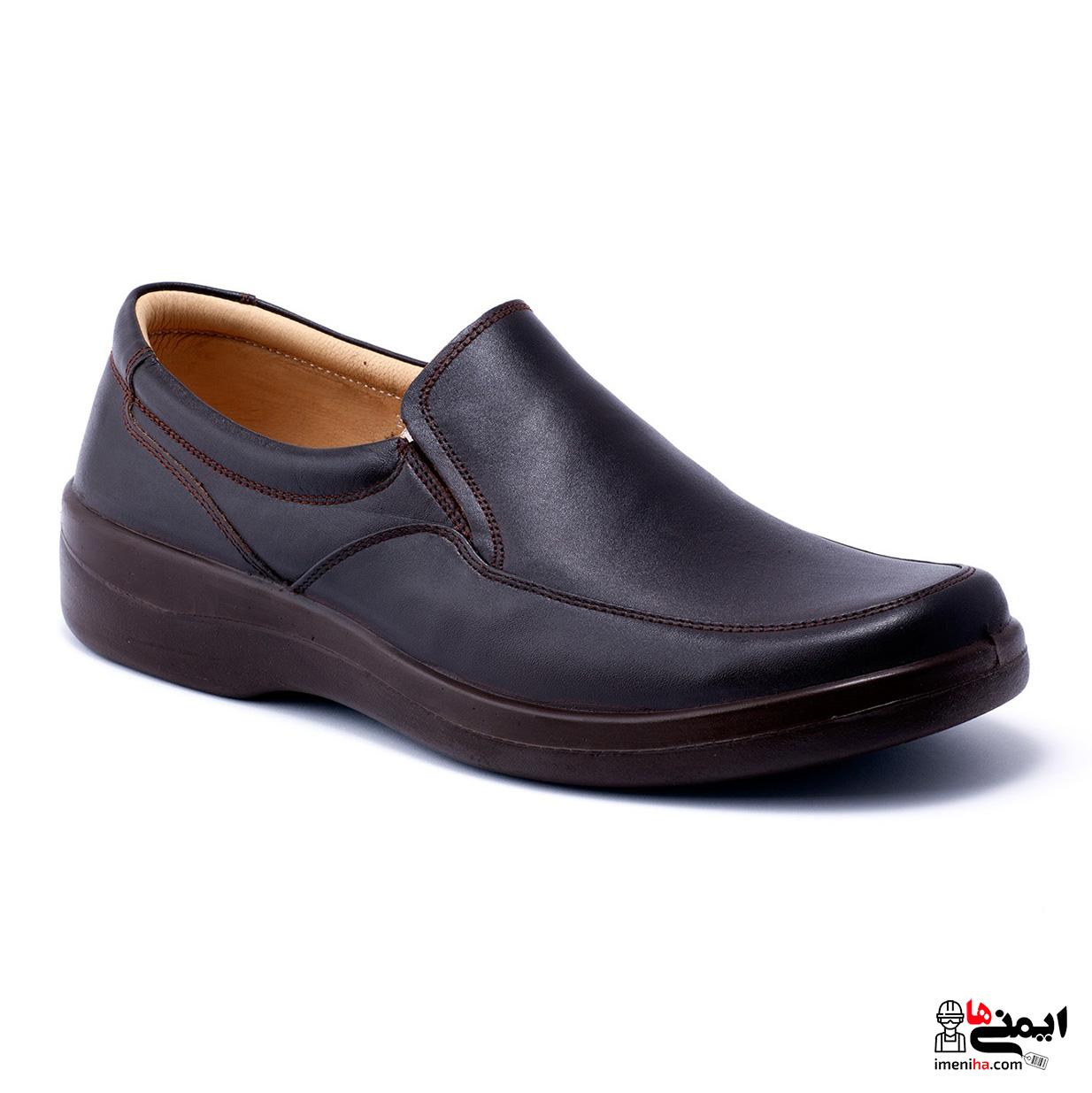 کفش چرم اداری - کفش کار