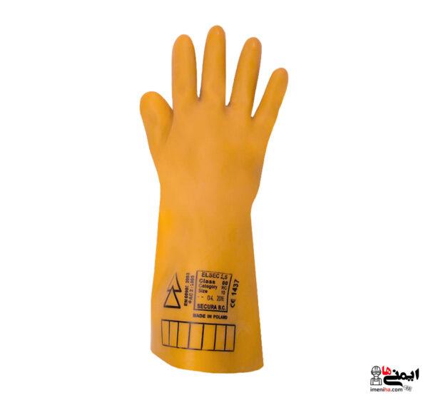 دستکش کار عایق برق