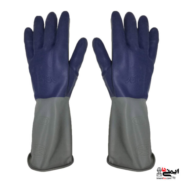 دستکش لاستیکی - قیمت دستکش بنایی