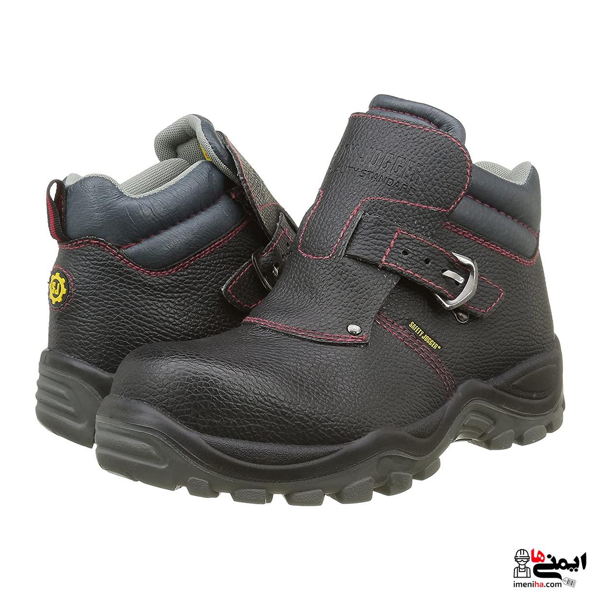 کفش کار خارجی - پوتین ایمنی