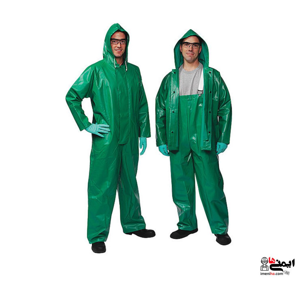 لباس کار شیمیایی