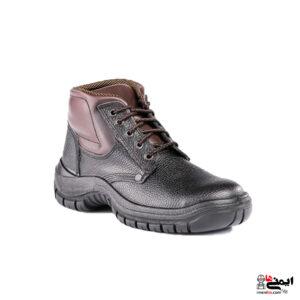 کفش ایمنی ساق بلند - پوتین آقانژاد