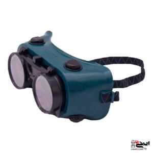 عینک محافظ چشم - عینک جوشکاری
