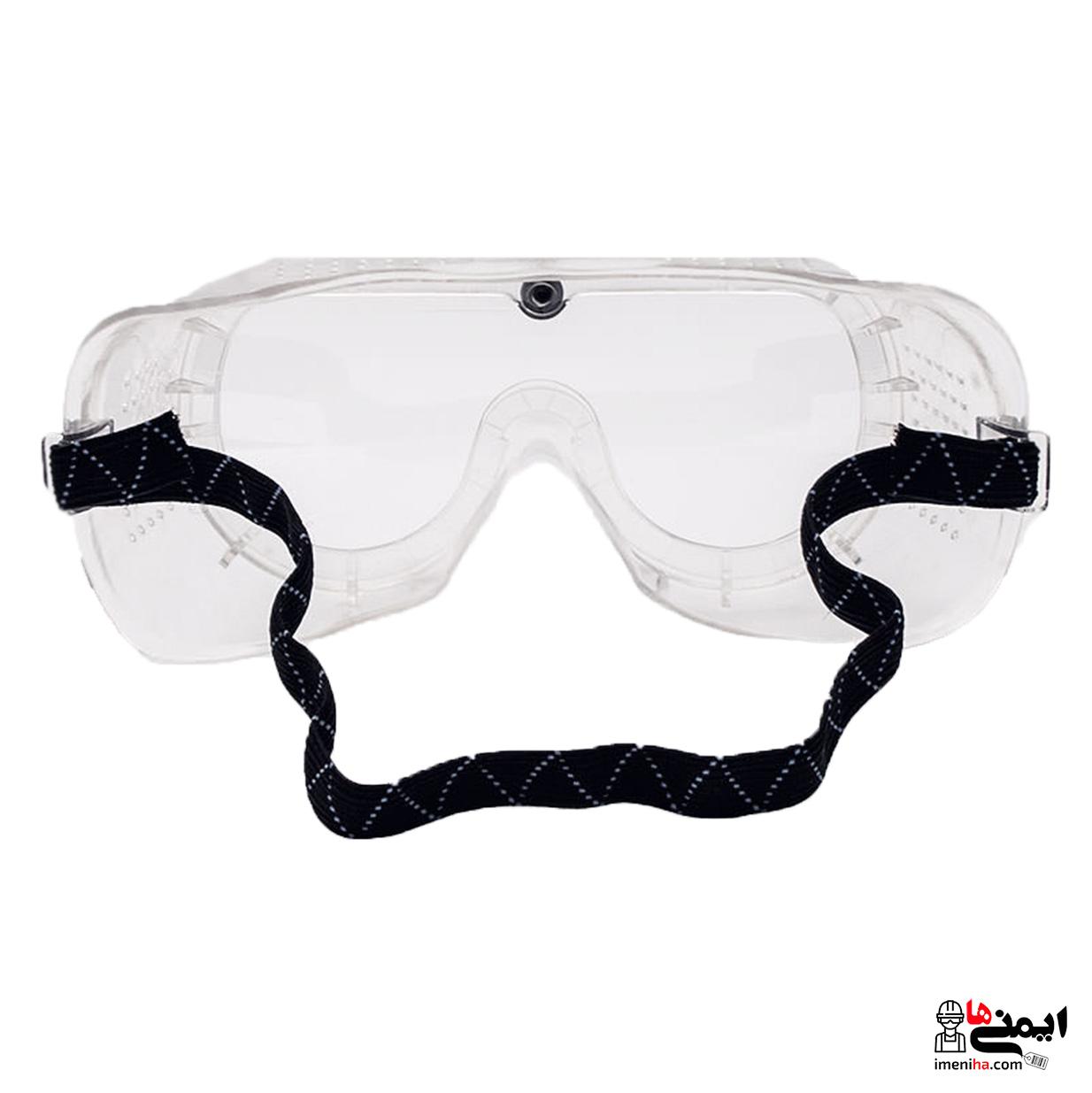 عینک سنگ زنی - عینک طلقی