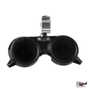 عینک حفاظتی جوشکاری - عینک مخصوص کلاه ایمنی