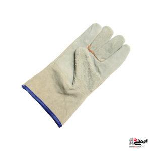 دستکش چرمی نسوز - دستکش عایق حرارت