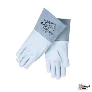 دستکش جوشکاری آرگون - دستکش چرم جوشکاری