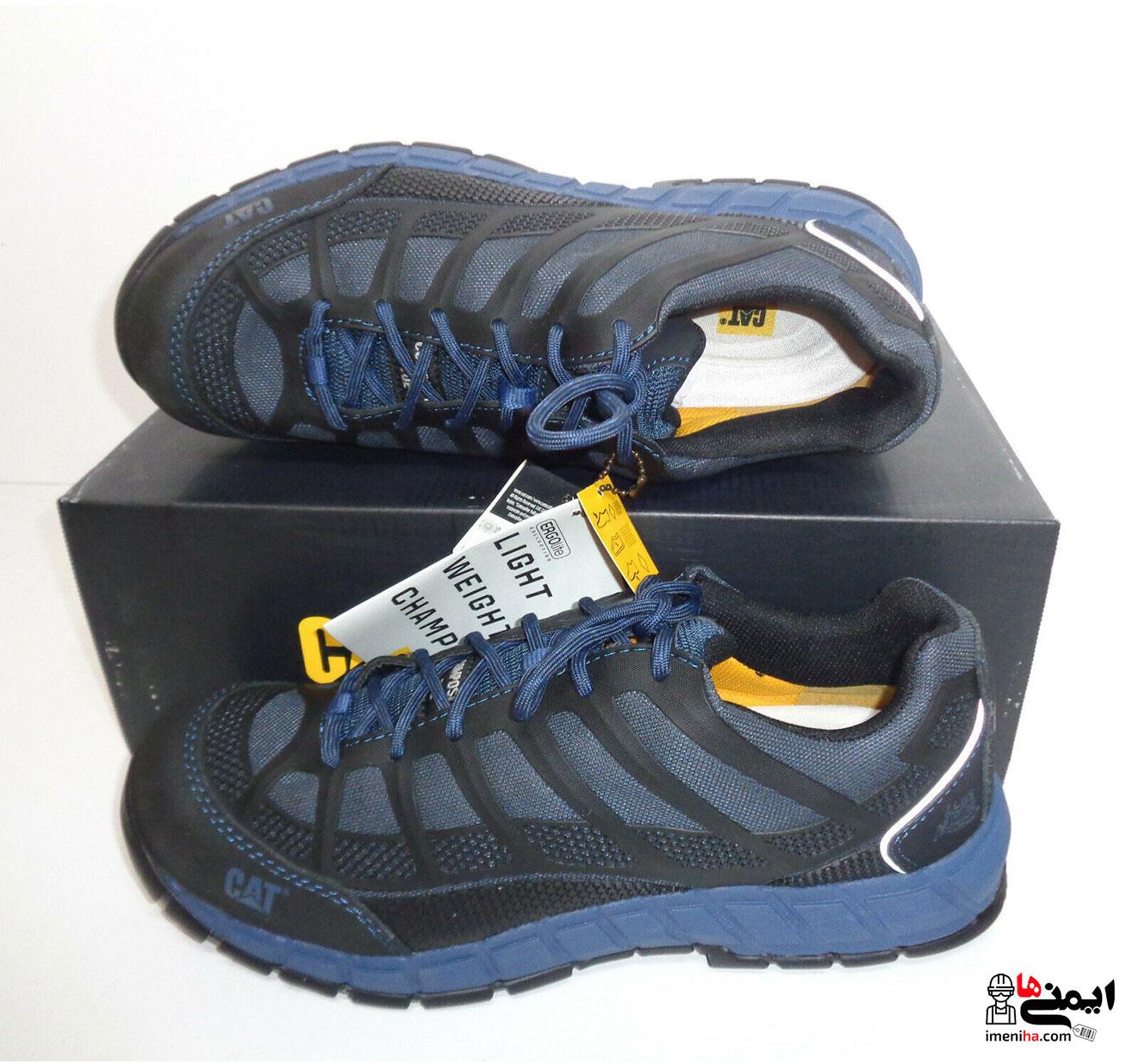 خرید کفش کار کاترپیلار