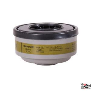 فیلتر مولتی گاز ماسک شیمیایی North 75SCL